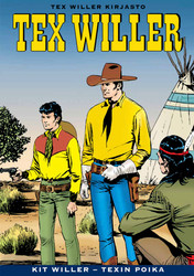 Tex Willer Kirjasto 7: Kit Willer – Tex Willerin poika