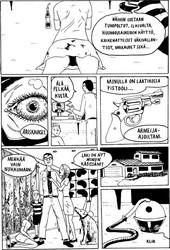 Vacuum Horror – Kosminen puhdistus