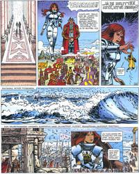 Valerian: Päiväntasauksen sankarit