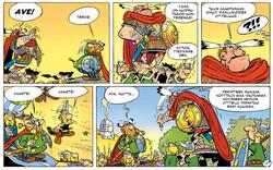 Asterix 7: Päälliköiden ottelu