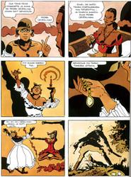 Mies ja seikkailu 3 – Sertãon mies