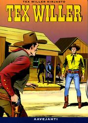 Tex Willer Kirjasto 19: Aavejahti
