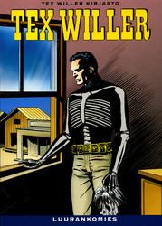 Tex Willer Kirjasto 21: Luurankomies