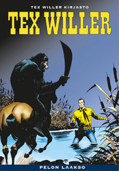 Tex Willer Kirjasto 23: Pelon laakso