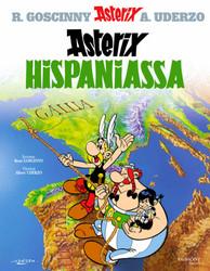 Asterix 14: Asterix Hispaniassa