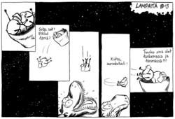 Avaruuslampaita – Tähtien valoa