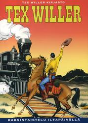 Tex Willer Kirjasto 28: Kaksintaistelu iltapäivällä