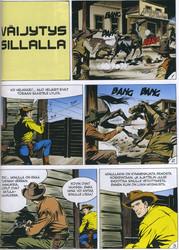Tex Willer Kirjasto 29: Terroria Rio Sonoralla