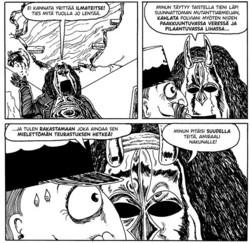 Teräslilja vs Mutanttizombiet