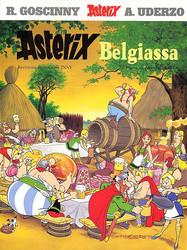 Asterix 24: Asterix Belgiassa