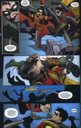Batman & Robin 2: Jostain kuuluu hu-huu