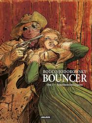 Bouncer – Osa 2: Armottomien laupeus