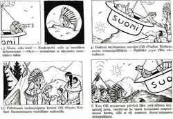 Setä Pim-Pom – Hjalmar Löfvingin kummat kuvat