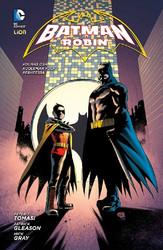 Batman & Robin 3: Kuoleman kulku perheessä