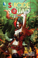 Suicide Squad 1 – Isku vasten kasvoja