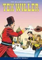Tex Willer Kirjasto 36: Musta nuoli