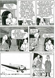 Lehtimies Tintti seikkailee: Ottokarin valtikka