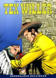 Tex Willer Kirjasto 37: Esmeraldan salaisuus