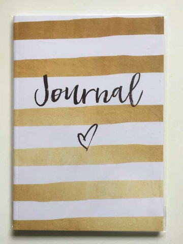 Notebook -  Journal ♥︎ (13x18.5cm, 64p)