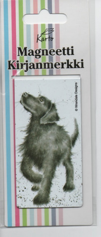 Magnetic bookmark - Dog