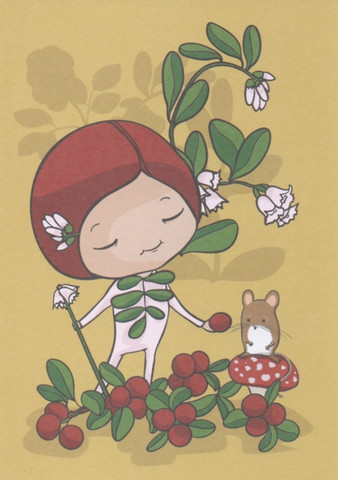Storycards - Cowberry