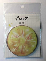 Sticky notes - Fruits (30s) #8