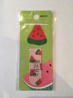 Watermelon (magnetic bookmark)