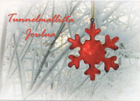 Christmas postcard - Christmas atmosphere #5