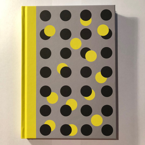 Dotted notebook -  Putinki dots (15.5x21.5cm, 190p)