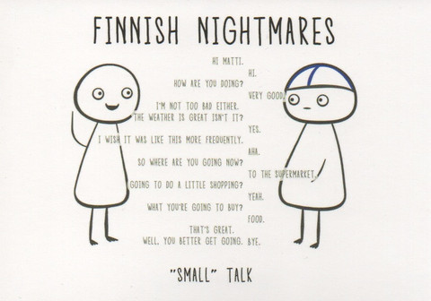 Finnish nightmares -