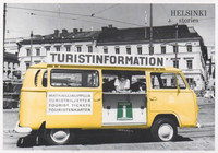 Helsinki stories - Tourist information