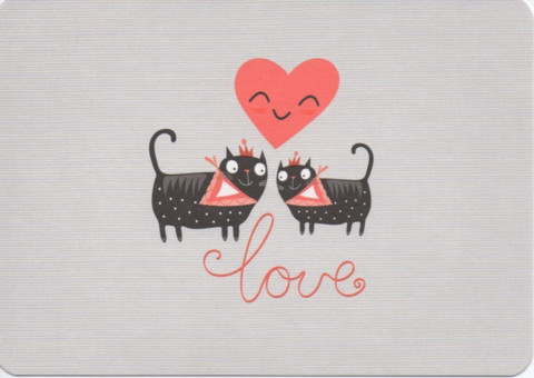 Love cats