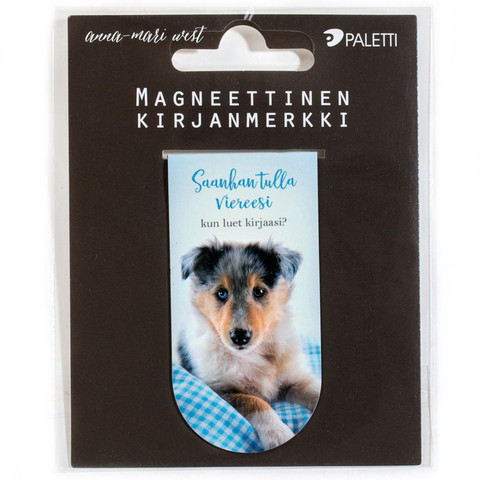 Dog (magnetic bookmark)
