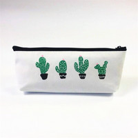 Cactus - pencil case #3