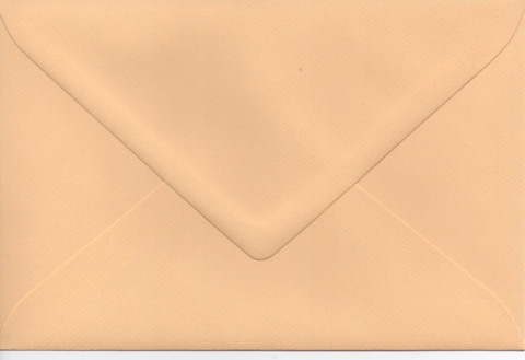 Solid color envelope 12.5x18.5cm - lightyellow