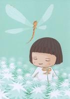 Satukortit - Dragonfly