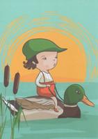 Satukortit - Duck