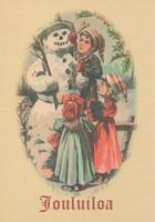 Christmas postcard - Nostalgia #1