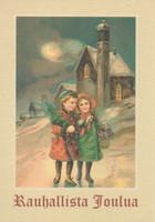 Christmas postcard - Nostalgia #2