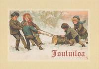 Christmas postcard - Nostalgia #6