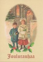 Christmas postcard - Nostalgia #8