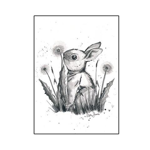 Forest animals - Rabbit