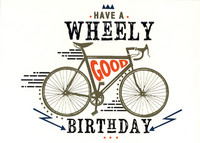 Have a wheely good birthday