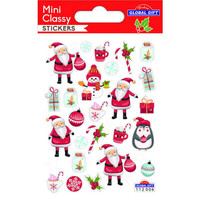 Christamas - mini sticker sheet #4