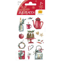 Christmas - stickers (2 sheets) #1
