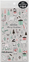 Merry Christmas - sticker sheet