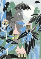 Talot kasvien seassa
