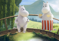 Moomin and Moominmamma