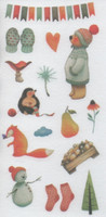 Animals - sticker sheet (10x15cm) #11