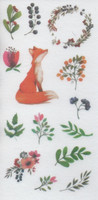 Animals - sticker sheet (10x15cm) #12